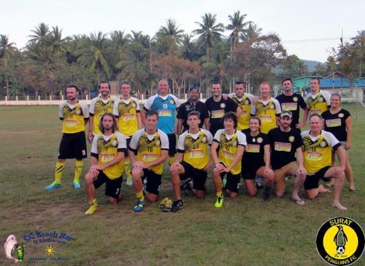 Official Sponsors of Surat Penguins FC
