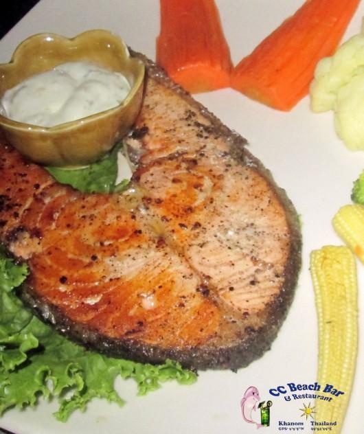 Salmon Fillett