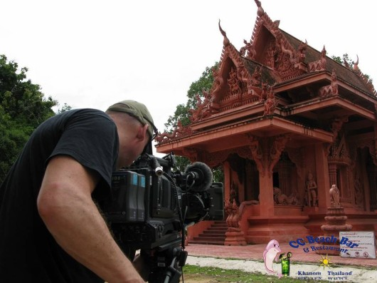 BBC filming in Khanom (5)