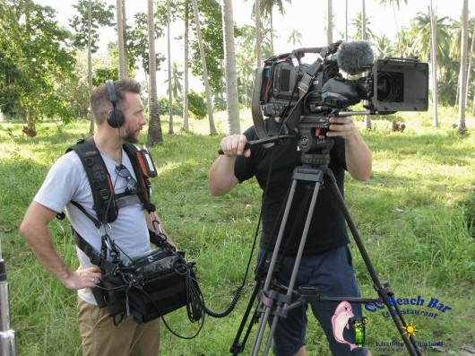BBC filming in Khanom (7)