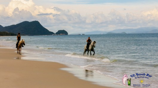 Horse riding on nadan beach (2)