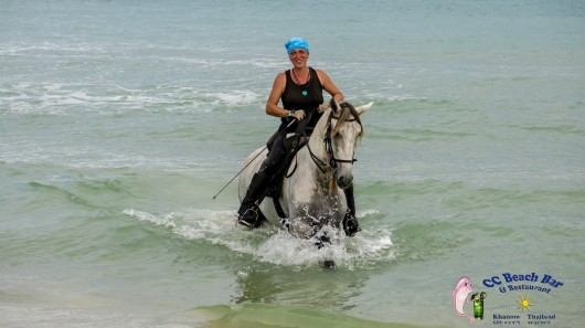 Horse riding on nadan beach (4)