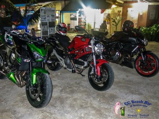 CC welcmes Ducati club Donsak (3)
