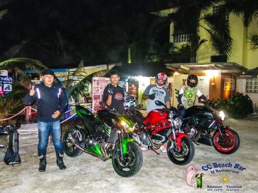 CC welcmes Ducati club Donsak (6)